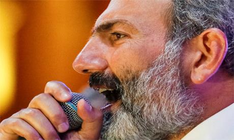 Armenian Opposition Leader