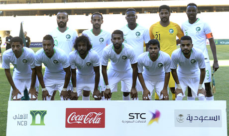 Saudi Arabia national team  (AFP)