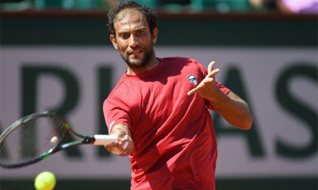 Munar fights his way past Ferrer in French Open 1st round