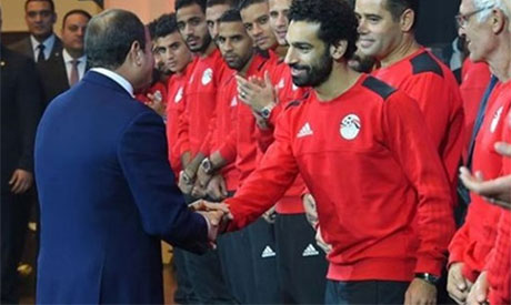 Egypt 'optimistic' Salah can play in World Cup