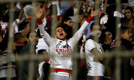 1aca697ad03 Zamalek s Ultras group disbanded by members - Politics - Egypt ...