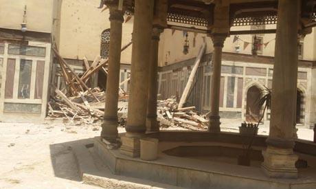 Sarghatmish damage