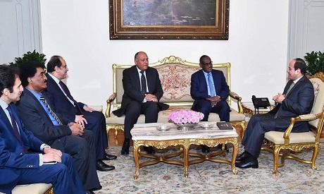 EGYPT-SUDAN