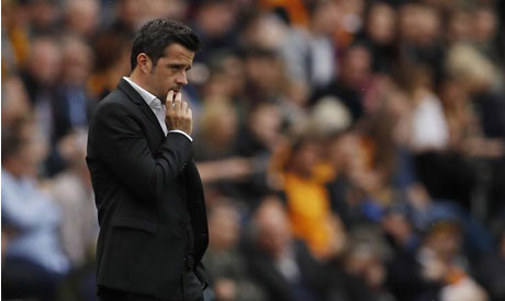 manager Marco Silva (Reuters)