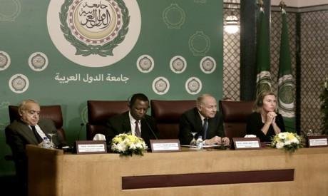 The Libya Quartet meeting