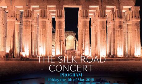 Silk Road concert