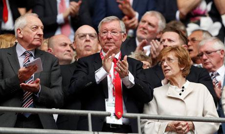 Sir Alex Ferguson (Reuters)