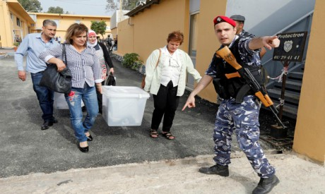 Lebanon parliamentary elections