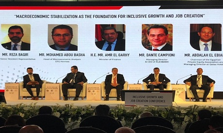 International Monetary Fund lauds Egypt, says it must now empower private sector
