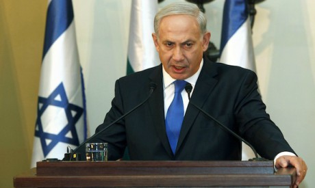 Netanyahu accuses Iran of deploying weapons in Syria to destroy Israel