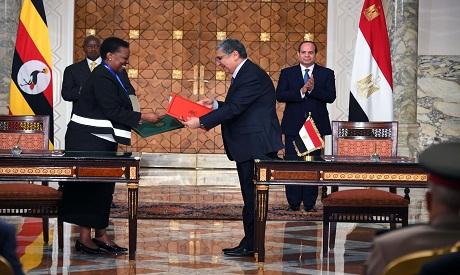 Egypt- Uganda