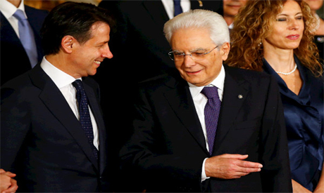 Italy PM