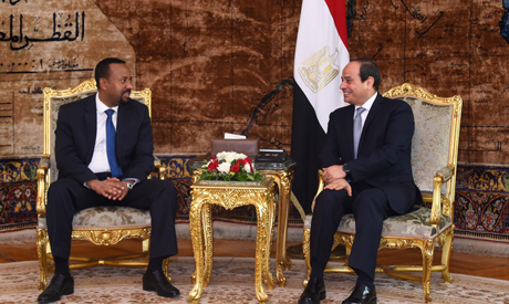 Egypt, Ethiopia agree to settle differences over Nile mega-dam
