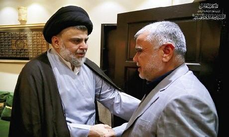 Muqtada al-Sadr, Hadi al-Amiri