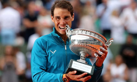 Nadal has no 'obsession' to hunt down Federer tally