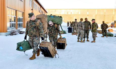 Russia: Norway's request for additional US Marines 'will not remain without consequences'