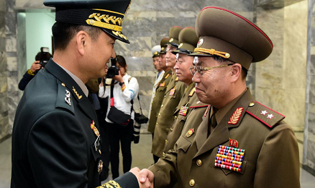 Korean Military Talks
