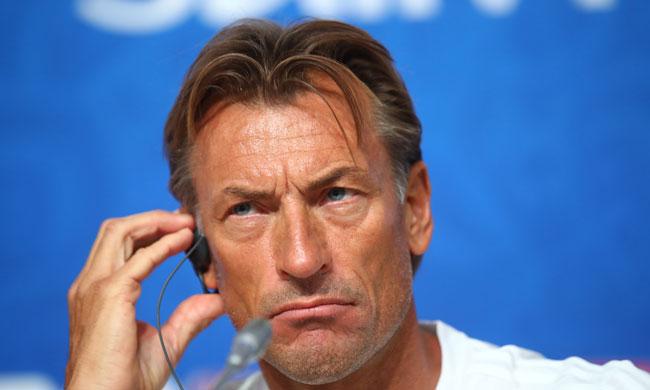 Morocco coach Herve Renard (Reuters)