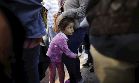 Almost 2000 children separated from adults at border