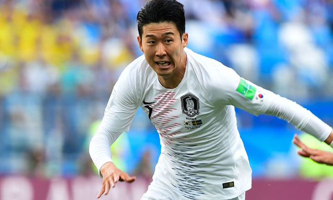 South Korea swap jerseys to confuse Swedes