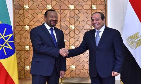 Abdel-Fattah el-Sisi, Abiy Ahmed