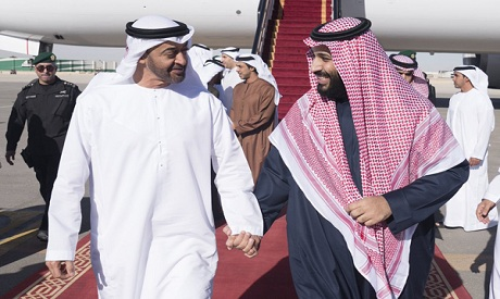Bin Salman, Bin Zayed Al Nahyan