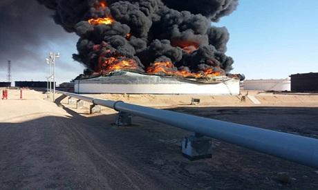 Ras Lanuf, Libya