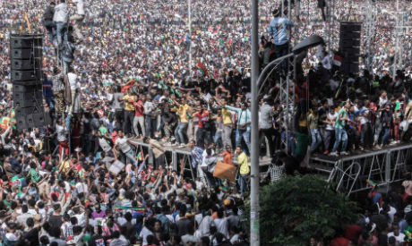 Attack on Ethiopian PM Ahmed rally