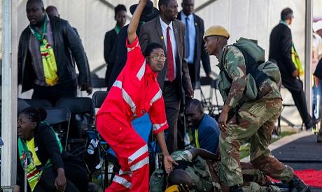 Zimbabwe Attack