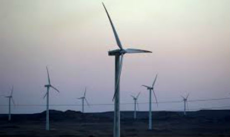 Wind Turbines in Egypt