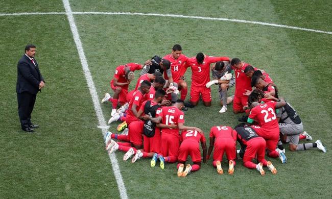 Panama team
