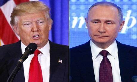 Trump - Putin
