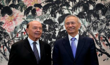 Wilbur Ross, Liu He