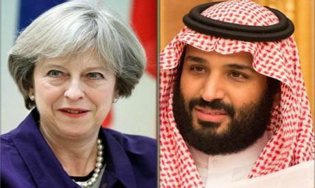 May, Bin Salman
