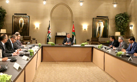 Jordan's king appoints economist to form new government, calls for