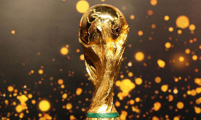 FIFA World Cup trophy history