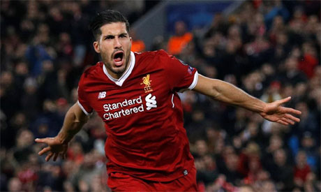 Liverpool confirm Emre Can departure