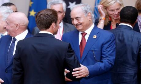 International Conference on Libya, Paris