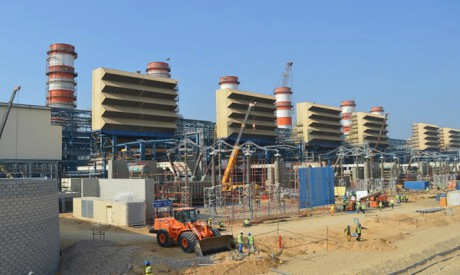 Beni Suef Power Plant