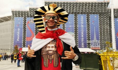 Egyptian fans