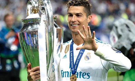 Cristiano Ronaldo bids farewell in emotional Real Madrid statement