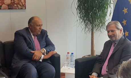 FM Shoukry, EU