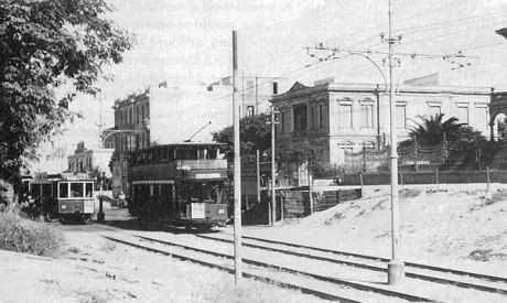 Ramleh trams