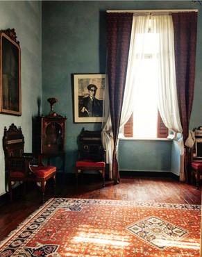 Cavafy's house