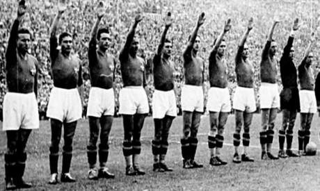 Italian football team in 1934 World Cup