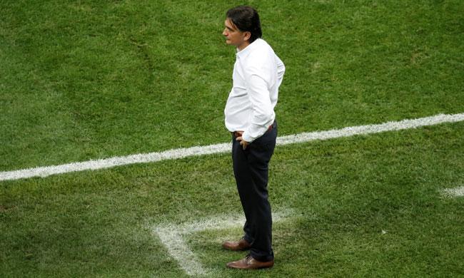 Croatia coach Zlatko Dalic (Reuters)