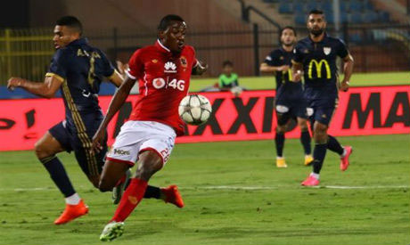 Egyptian league	(Al-Ahram)