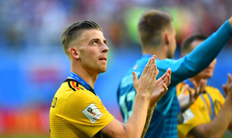 Alderweireld his out at 'unjust' Spurs omissions