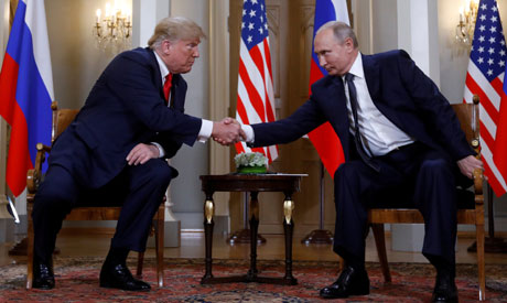 Trump Offers New Boast of Successful Meeting with Putin
