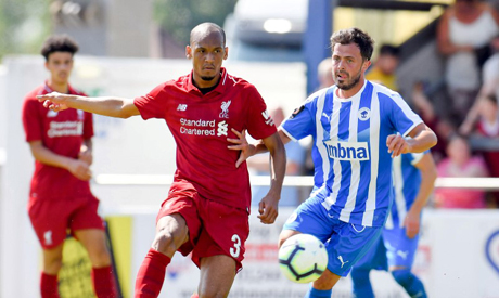 Fabinho has a plan ready for Mbappe